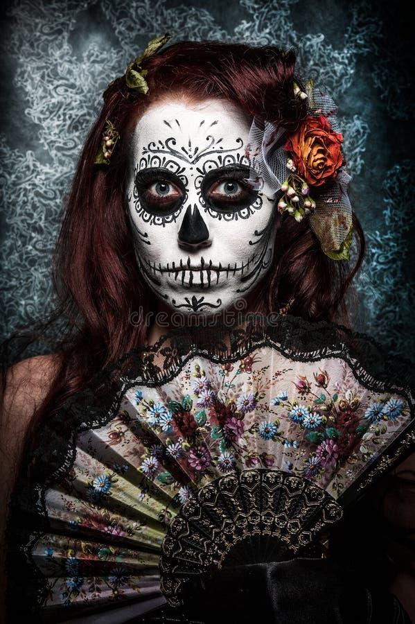 Tag der Toten lizenzfreie stockbilder