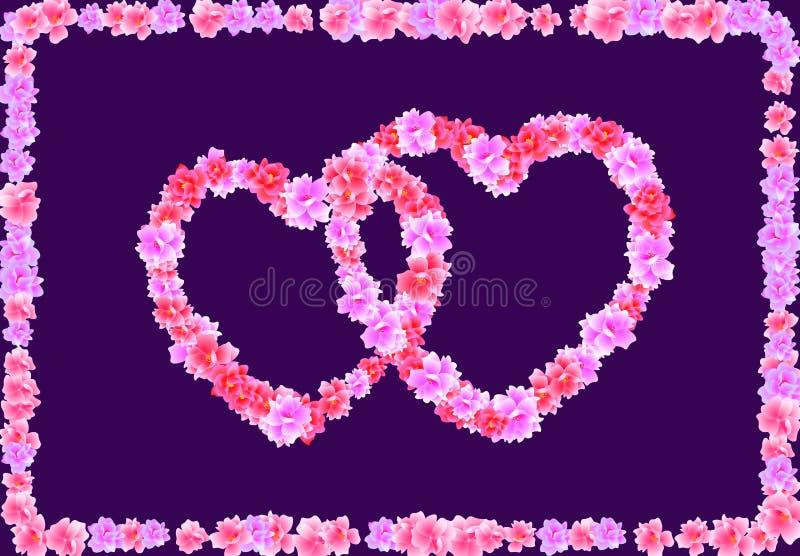 Tag des Valentinsgruß-s E vektor abbildung