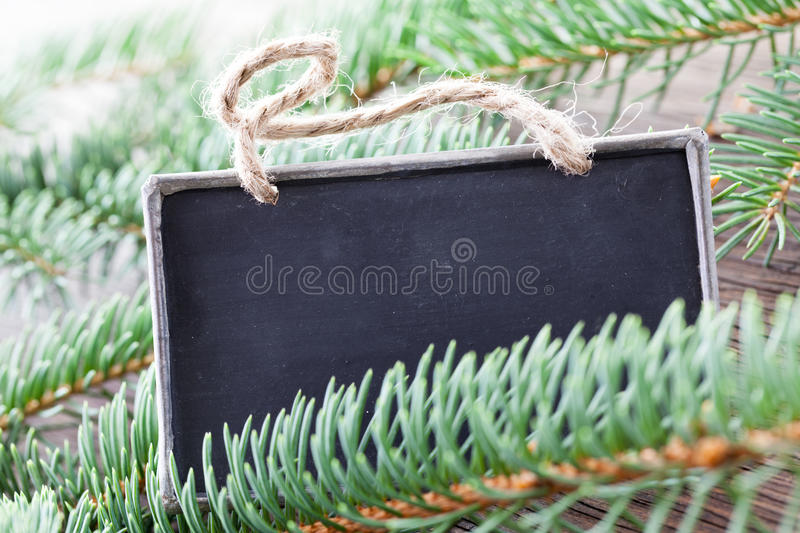 Download Tag and fir stock image. Image of holiday, tradition - 26411763