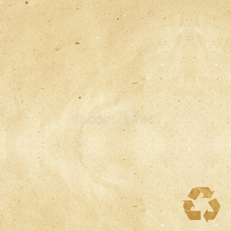 Tag recycled paper craft stock photos