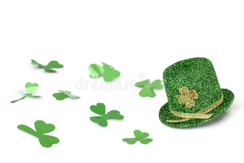Tag Str.-Patricks lizenzfreies stockbild