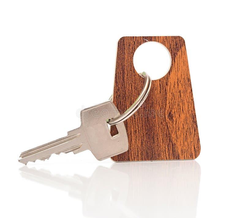 Download Tag vazio e uma chave imagem de stock. Imagem de objeto - 29835291