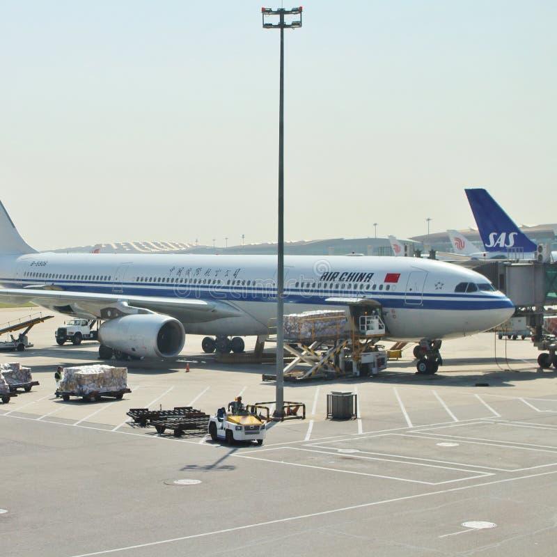 taget beijing huvuddecember för 6th flygplats 2010 internationellt foto arkivbilder