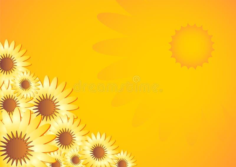 Tagete pattern_01 illustrazione di stock