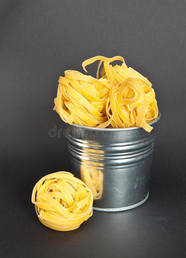 Tagliatelle Stock Photography