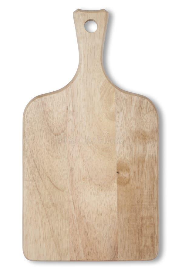 tagliere di legno fotografia stock libera da diritti