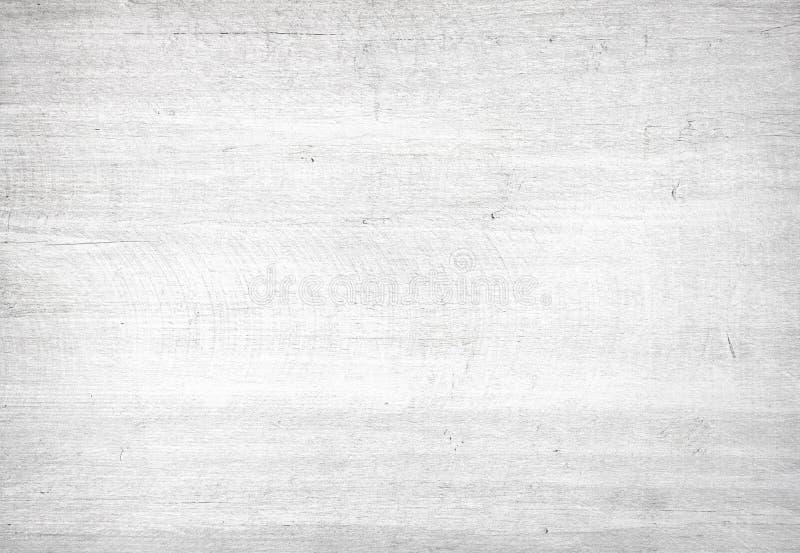 Taglio di legno graffiato luce bianca, tagliere Struttura di legno immagine stock libera da diritti