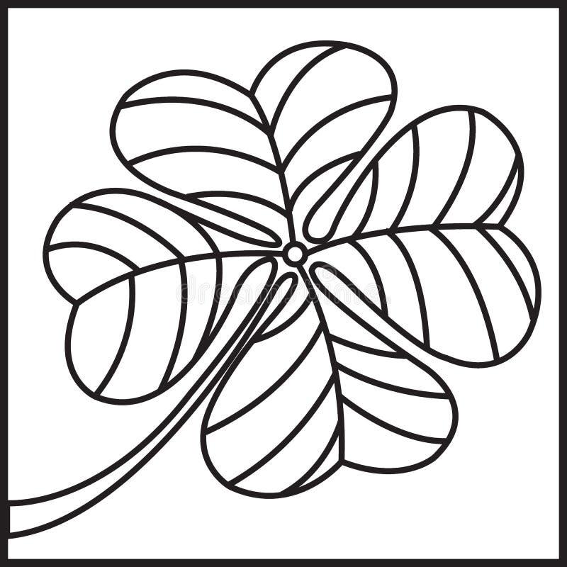 Taglio-Un del laser del fiore immagine stock libera da diritti