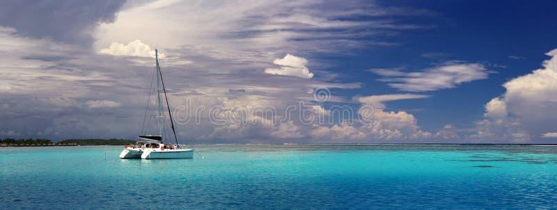 Tahití foto de archivo libre de regalías