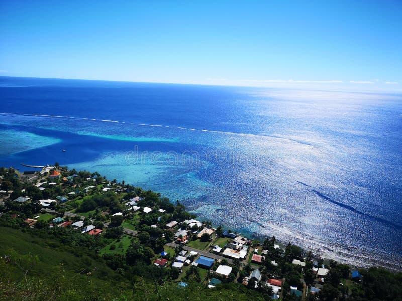 Tahiti. French Polynesia Bora Bora. French polynesia. , sky, vacation stock image