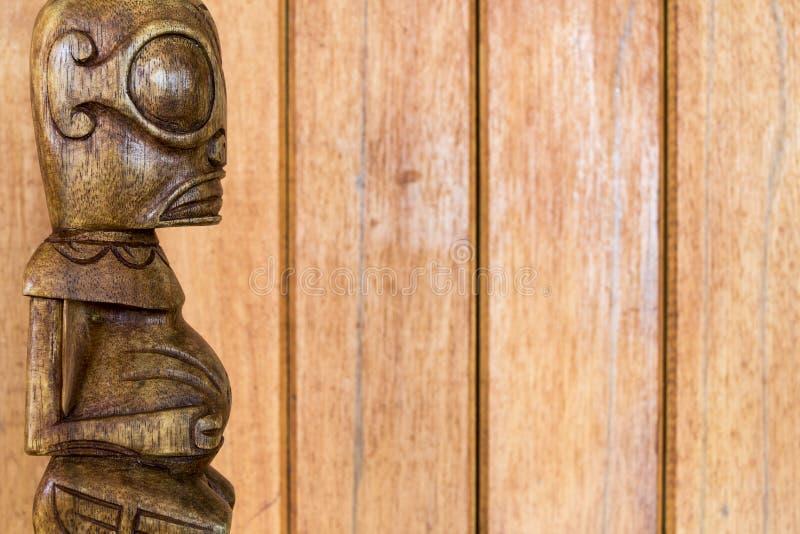 Download Tahitian Tiki stockfoto. Bild von maori, ergiebigkeit - 27734180