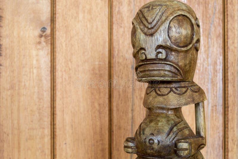 Download Tahitian Tiki stockbild. Bild von skulptur, kunst, mythologie - 27734287