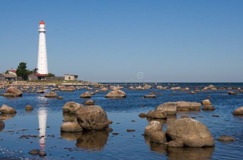 Tahkuna Lighthouse royalty free stock photography