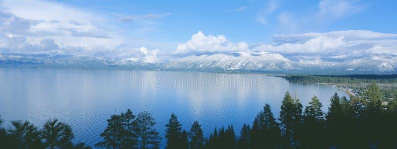 tahoe озера южное стоковое фото