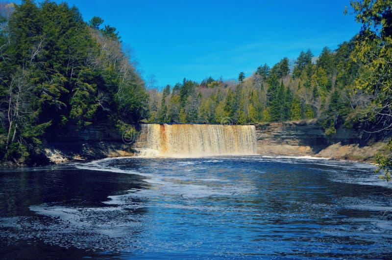 Tahquamenon Falls stock image