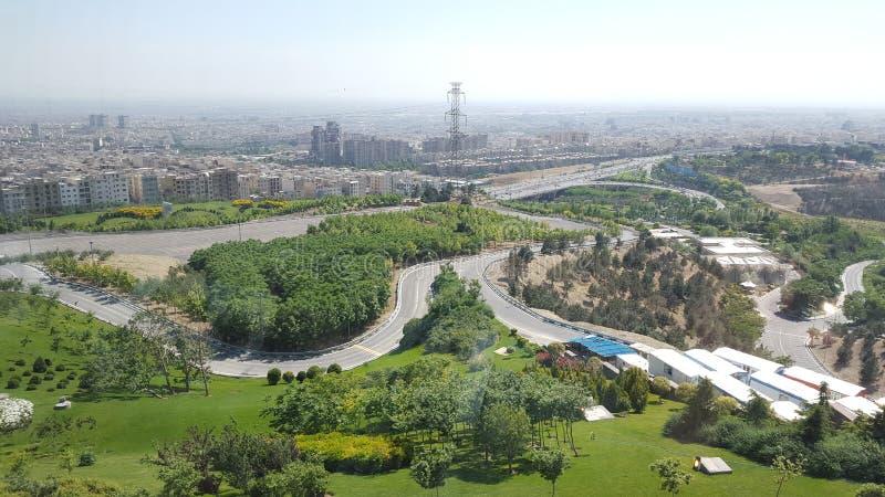 Tahran stockfotos