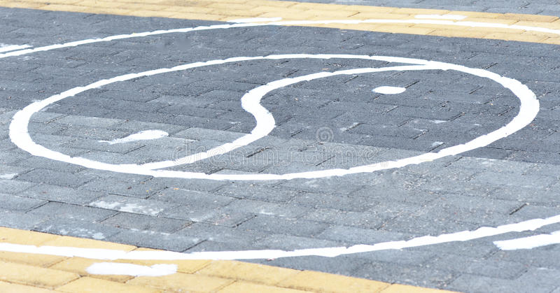 Download Tai chi stock image. Image of sports, pavement, china - 25254221