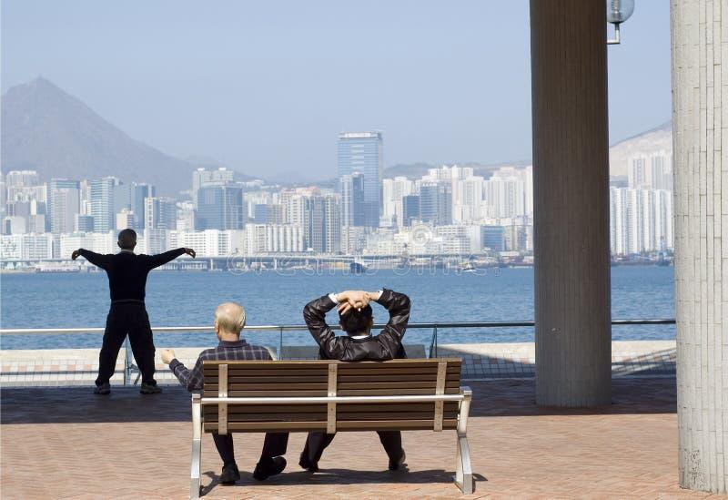 Download Tai chi stock image. Image of taichi, citizen, kong, tradition - 849541