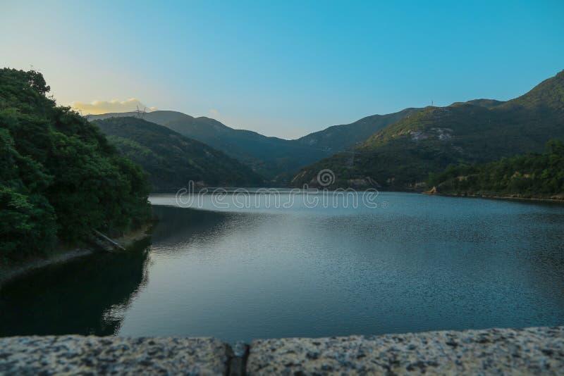 Tai Tam Reservoir, Hong Kong royalty free stock images