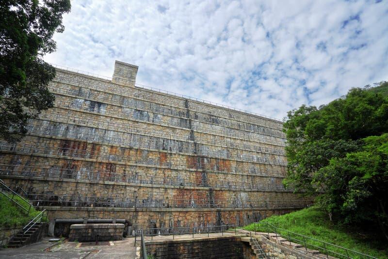 Tai Tam Reservoirs stock foto's