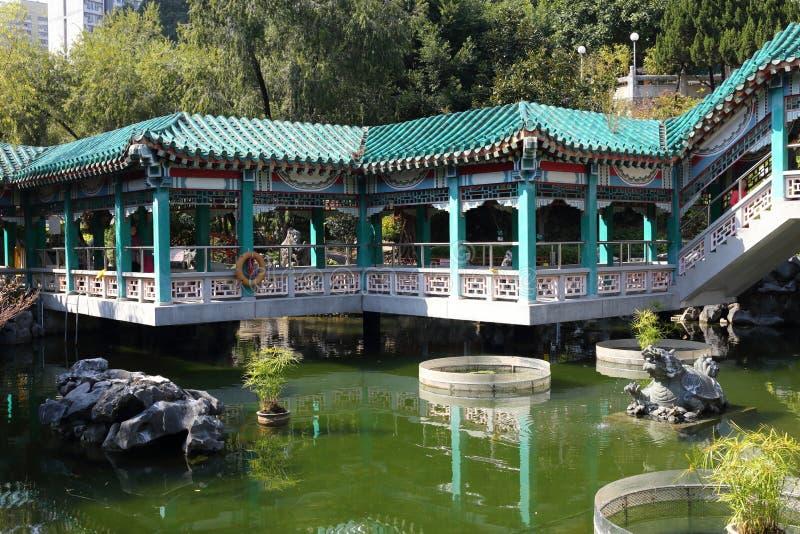 Tai van Wong de tempel van de Zonde stock foto