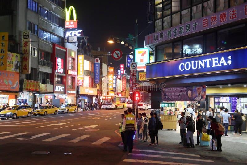 Taichung, Ταϊβάν στοκ εικόνες