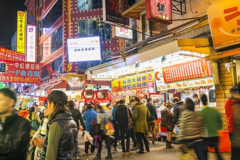 TAICHUNG - TAIWAN stock afbeelding