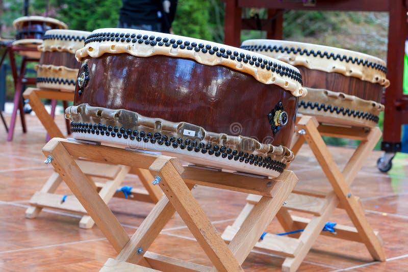 Zeremonielle Trommeln