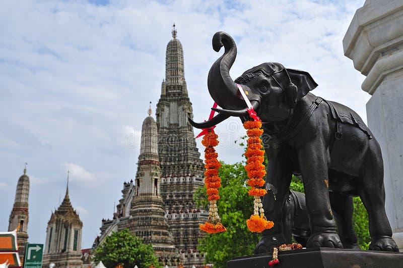 Tailândia Banguecoque Wat Arun imagens de stock royalty free