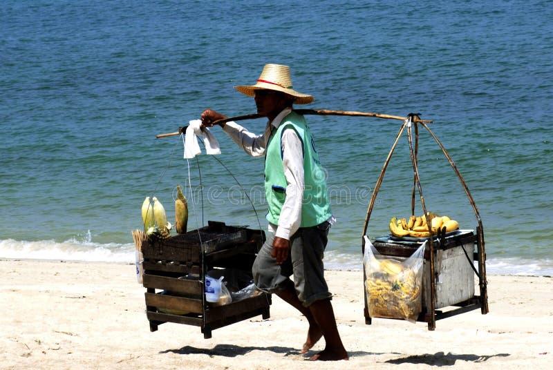 Tailândia, console de Samui do Koh: na praia imagens de stock