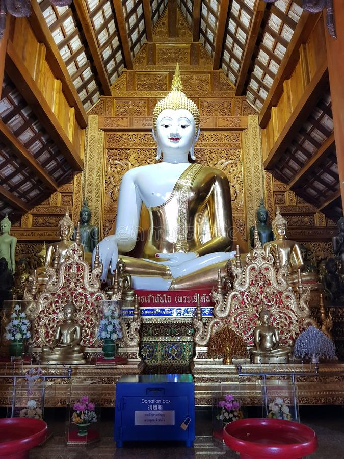 Tailândia Tempel fotos de stock royalty free