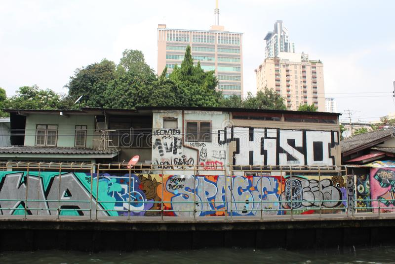 Tailândia urbanizada fotos de stock royalty free