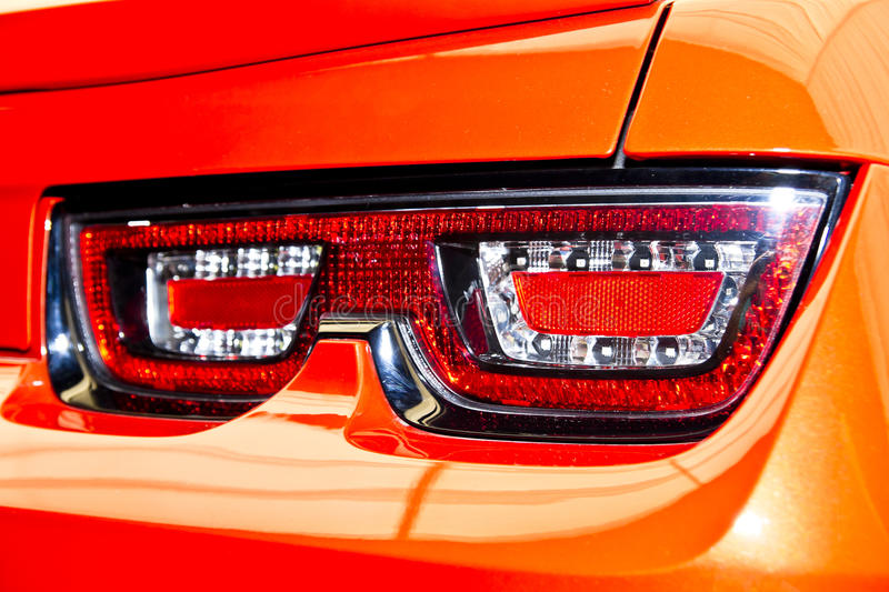 Download Tail Light stock photo. Image of bright, components, ford - 24190158