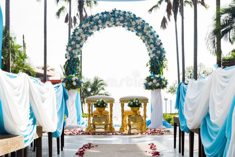 tailandés adorne la boda fotos de archivo