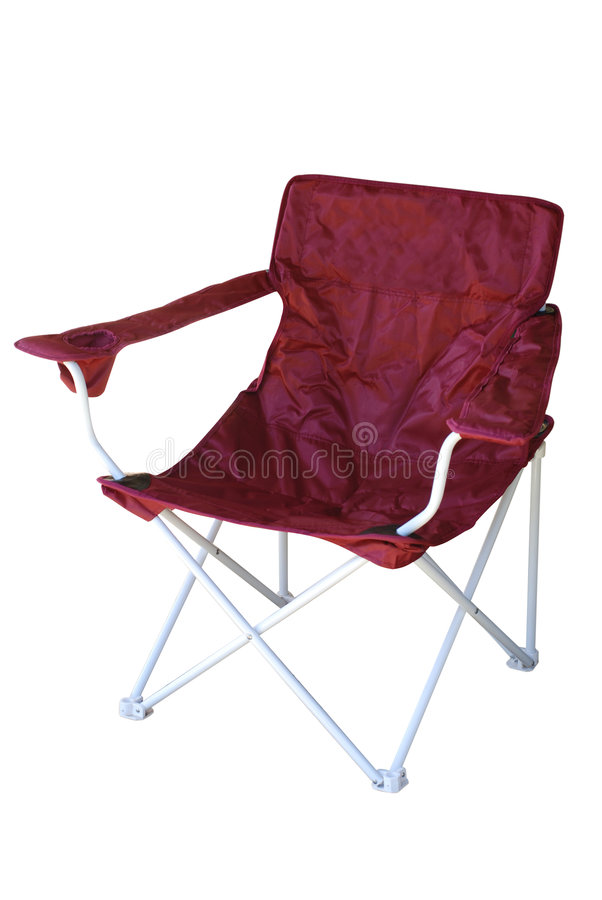 Tailgating Chair stock photography