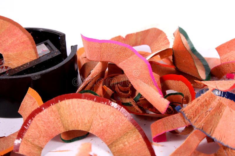 Taille-crayons images stock