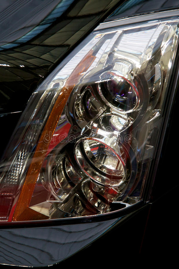 Download Taillight stock image. Image of detail, glass, hood, lamp - 24234983