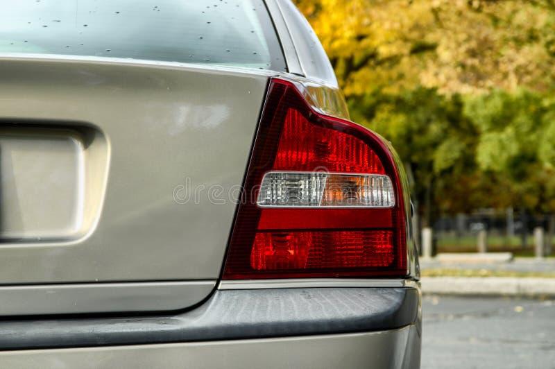 Taillight Stock Image