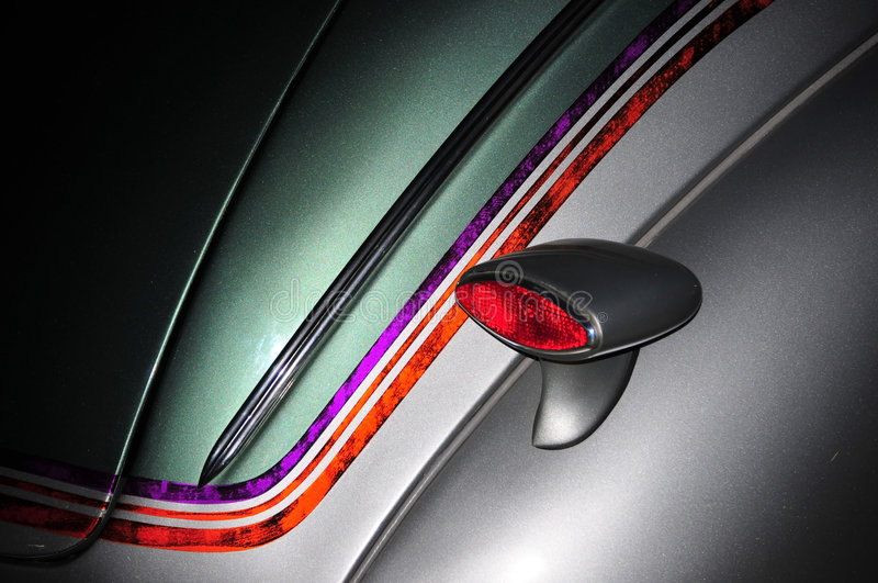Download Taillight stock photo. Image of lighting, colors, colourful - 6110386