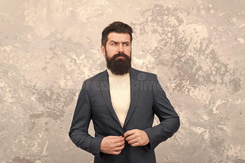 Tailor or fashion designer. elegant man with beard. Male fashion model. Mature businessman. Modern life. Brutal bearded stock photo
