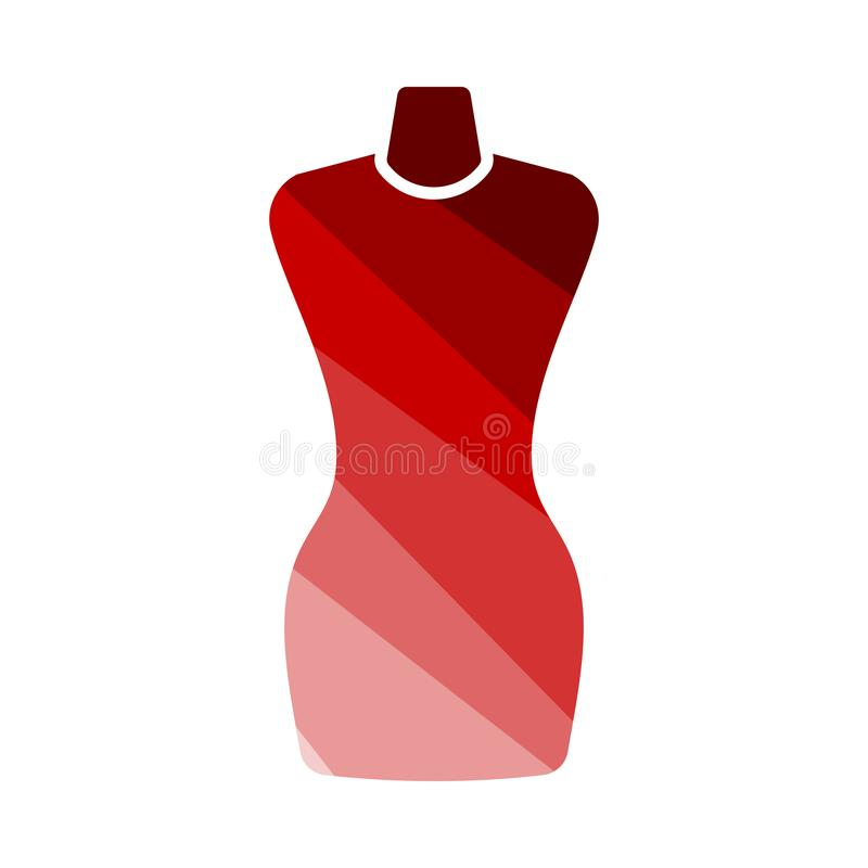Free Tailor Mannequin Icon Royalty Free Stock Photography - 147263997