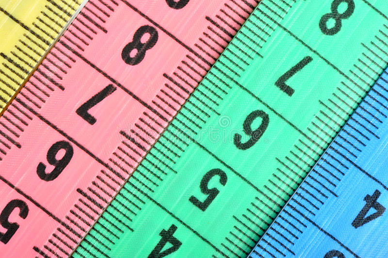 Download Tailor measuring tape stock image. Image of group, blue - 11029157