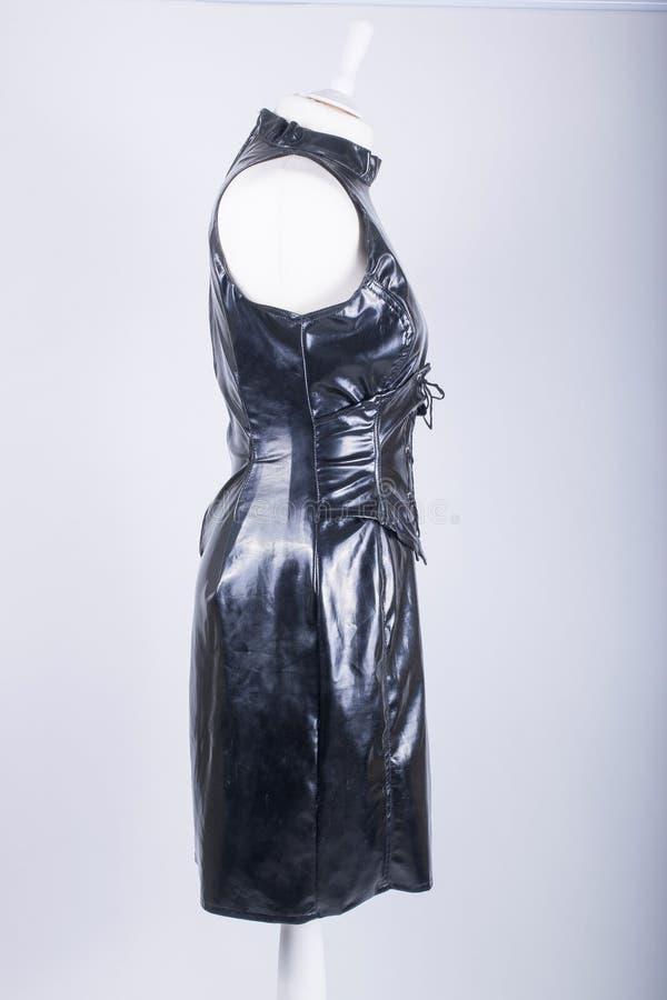 Dress pvc Vinyl Clothing