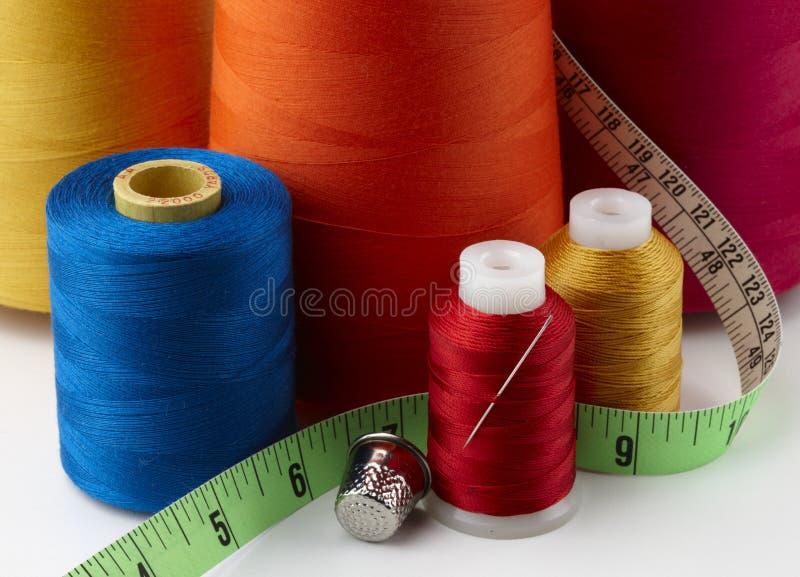 tailorshjälpmedel arkivfoto