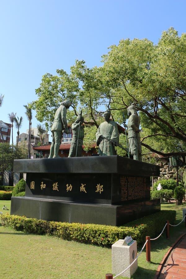 TAINAN TAIWAN - APRIL 14, 2015 royaltyfria foton