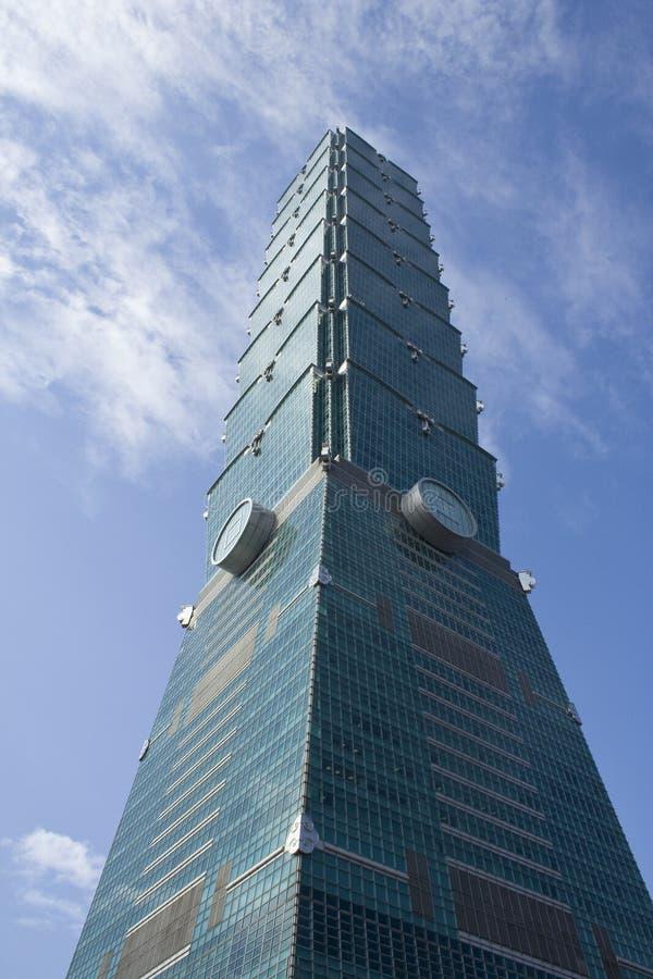Taipei 101 foto de archivo