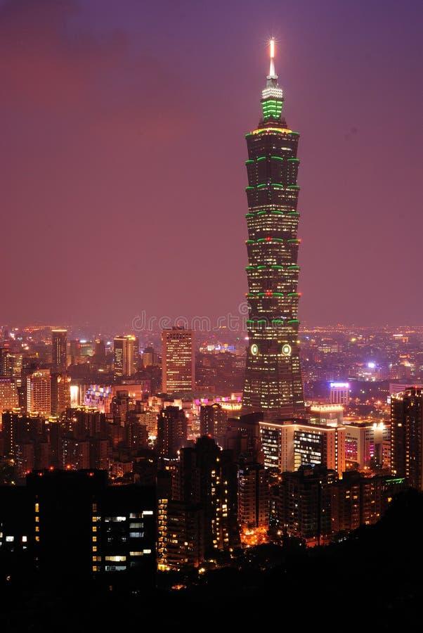 Taipei 101 royalty free stock photography