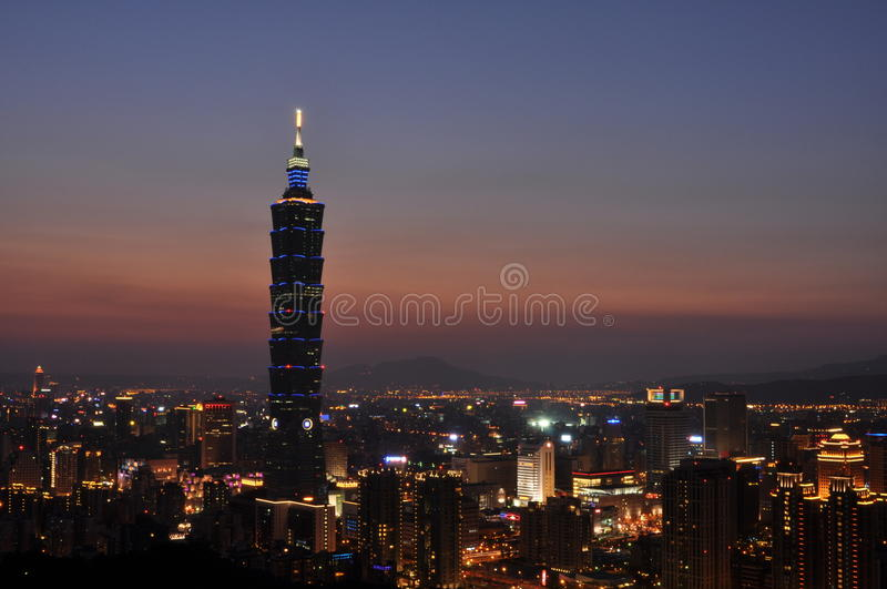 Download Taipei 101 3 stock image. Image of building, fireworks - 10244615