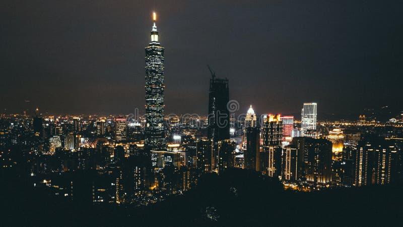 101 Taipei zdjęcie royalty free