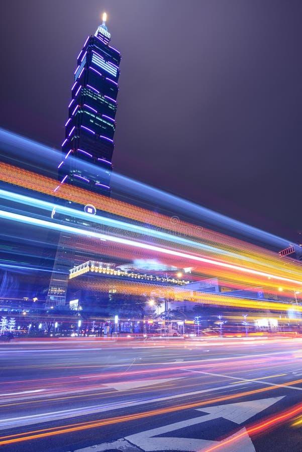 Taipei 101 Skyscraper royalty free stock image